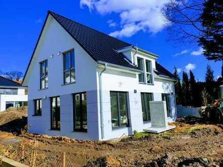 Vermietung vom *Neubau* eines modernen Einfamilienhauses mit Garten in Hamburg Bergedorf