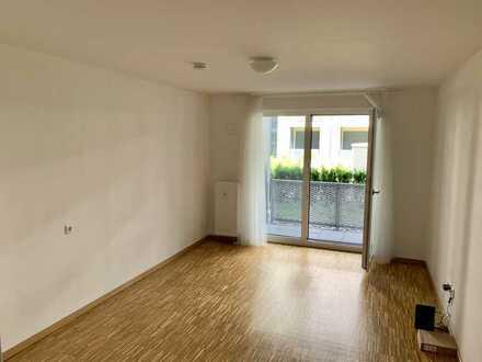 Moderne 1-Zimmer Wohnung mit Balkon und EBK in zentraler Lage