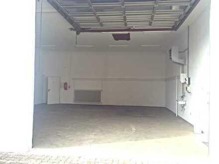 eigenständige 100m2 Halle+ 30m2 Büro z. vermieten in Kissing nahe B2 bei Augsburg, Friedberg,München