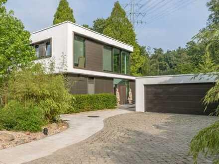 Moderne und einzigartige Villa in Bergedorf