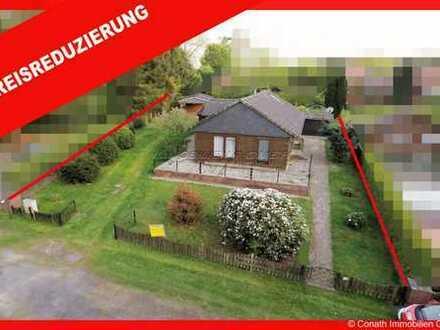 CONATH IMMOBILIEN: Mitten in der Natur wartet dieses kleine Einfamilienhaus auf Sie!