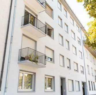Attraktives Mehrfamilienhaus mit Ausbaufläche (Baugenehmigung vorhanden) in Mannheimer Bestlage