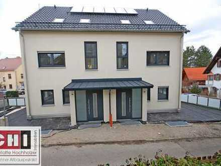 Modernes, exklusives Stadthaus in Top-Lage - Markt Schwaben - Neubau Erstbezug