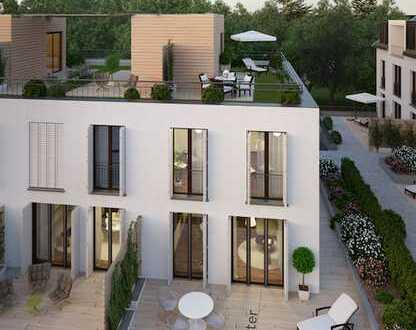 Lichtdurchflutete 4-Zim.-Wohnung im Townhouse-Stil mit 2 großen Terrassen - Fertigstellung in Kürze