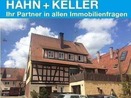 Bauträger aufgepasst! Älteres Fachwerkhaus - Kein Denkmalschutz + Grundstück!
