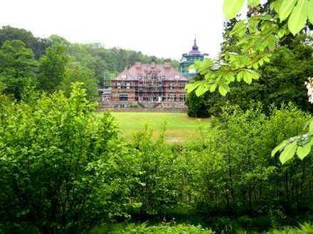 ruhiges teilmöbliertes Zimmer in 2er WG in 99qm Wohnung hinter Schloss Lehrbach
