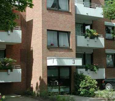 Citynahe 3-Zimmer-Wohnung mit Tiefgarageneinstellplatz