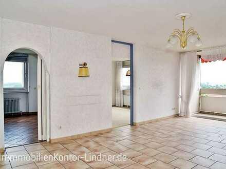 3- oder 4-Zimmer, Toller Ausblick, Swimmingpool, ETW im beliebten Ludwigsfeld