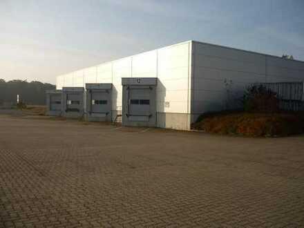 Vielseitig nutzbare Lager-Produktionshalle kurzfristig verfügbar