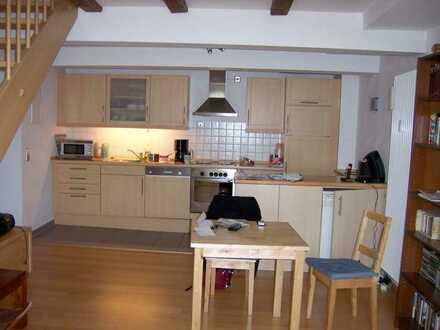 """3-Zimmer-Maisonette-Wohnung in Ulm (Galgenberg) - """"Fürstenegger Hof"""""""