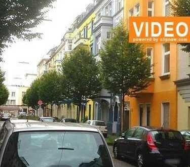 """Düsseldorf-City, schöne, ruhige Anlieger Straße""""Traumhaft"""" schöne Altbauwohnung"""" 3 Zi, K,D,B, Balkon"""