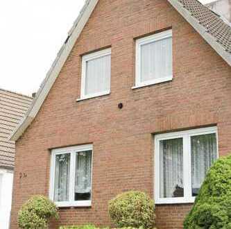 Erbpachtgrundstück mit Einfamilienhaus in grüner Sackgassenlage von Lübeck-Siems-Dänischburg! Online