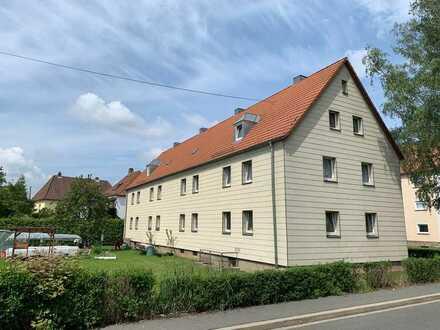 2-Zimmer Dachgeschosswohnung in Lichtenfels zu vermieten