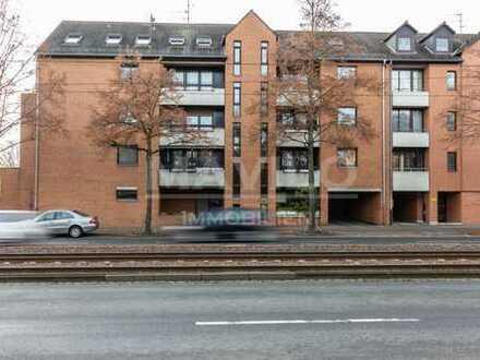Hightlight am Bürgerpark! Eigentumswohnung mit Terrasse, Balkon & Tiefgaragenstellplatz