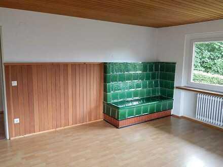 Gemütliche Wohnung mit Fernblick über Bernau