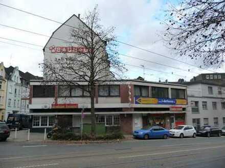 Essen-Holsterhausen - Nähe Uniklinikum, sanierungsbed. Wohn- und Geschäftshaus