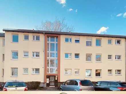 3 ZKB mit Balkon im gepflegtem, ruhigem 6 Parteienhaus