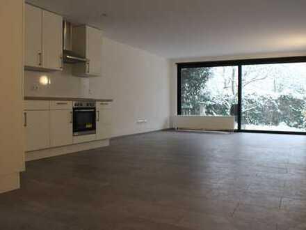 Stilvolle 1-Zimmer-Terrassenwohnung mit Einbauküche in Mannheim