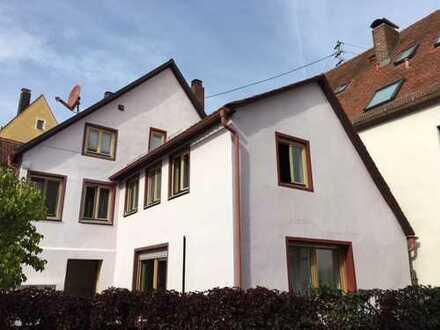 Stadthaus in Öttingen mit guter Rendite