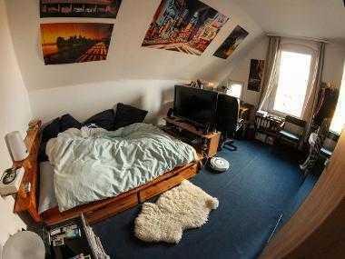 Schönes Zimmer in Traum-WG sucht Nachmieter