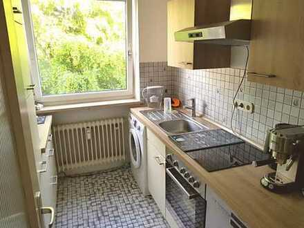 Freundliche 2-Zimmer-Wohnung mit Einbauküche in Ingolstadt