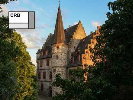 Märchenhaftes Wohnen in einer der schönsten Burganlagen Hessens