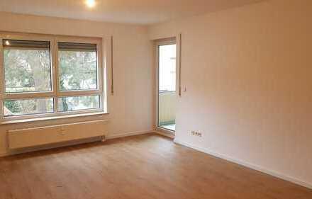 Erstbezug nach Sanierung: exklusive 3-Zimmer-Wohnung mit EBK und Balkon in Kleinmachnow