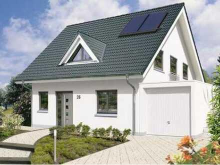 Einfamilienhaus mit Garage , ca. 143 m2 Wfl., 614 m2 Grundstück (auch als Mietkaufvariante möglich)