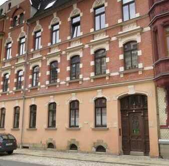 Preiswerte 3-Raum-EG-Wohnung mit kl. Loggia in Falkenstein