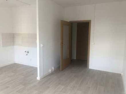 Renovierte kleine Wohnung in der 1. Etage wartet auf Sie