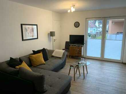 Moderne und neuwertige 2-Zimmer-Wohnung inkl. EBK im Zentrum von Reutlingen