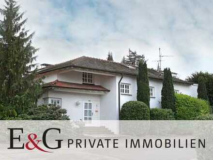 ***Repräsentatives Anwesen mit viel Privatsphäre und Ausbaupotential in Filderstadt***