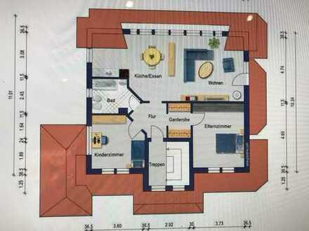 Schöne 4-Zimmer-Maisonette Wohnung in MA, Neckarau-Niederfeld