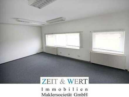 Liblar-Frauenthal! Helle Büroräume mit Lagerhallen in freistehendem Gebäude! (OK 3559)