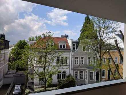 Schöne 3 Zimmer Wohnung in ruhiger Lage von Düsseldorf-Oberkassel