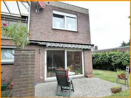 Nordhorn:Schöne Erdgeschosswohnung mit Gartenterrasse. Zentrumsnah und dennoch ruhig. ----- VERKA