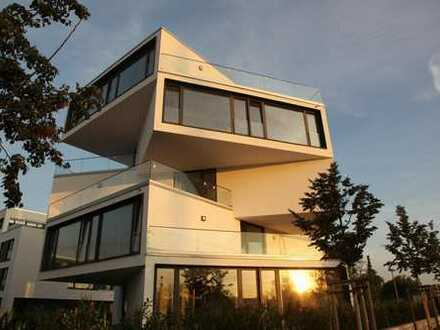 Einzigartige Penthousewohnung in Landau mit traumhaftem Panoramablick