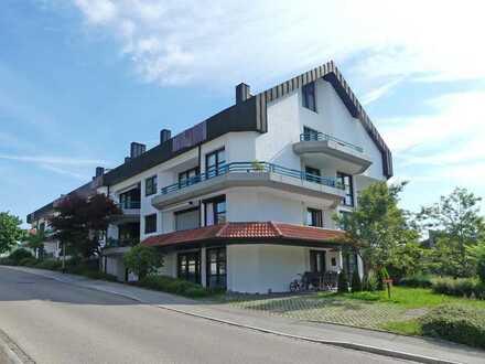 Maisonette-Wohnung mit 2 Dachterrassen!