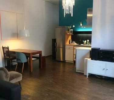 City Apartment im Szene-Viertel für Singles