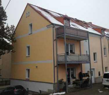Großzügige 3-Raum-Maisonette-Wohnung mit Balkon und PKW-Stellplatz