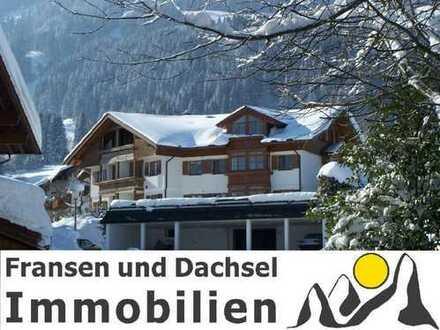 Traumhafter Bergblick 2-Zimmer-Wohnung in Bolsterlang