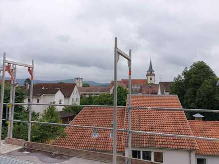 4 Zimmer Dachgeschoss Wohnung mit Balkon in Metzingen Stadtmitte - bereits im Bau