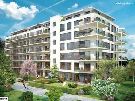 CityCentral 4-Zimmer-Wohnung mit Trrasse und Garten in Nürnberg