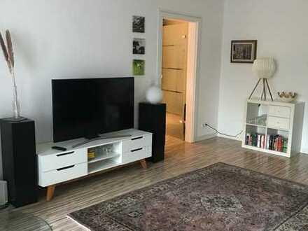 Von privat: Schöne 3-Zimmer Wohnung mit Garten in Feldrandlage!