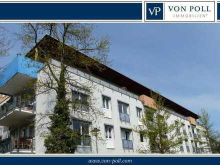 Penthousewohnung in zentraler Lage mit Fernblick