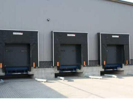 """BAUMÜLLER & CO."" - ca. 4.000 m² Logistik-NEUBAU - TOP Lage / an der A67"