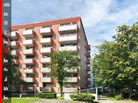 Ideal für Kapitalanleger: Vermietete 1-Zimmer-Wohnung