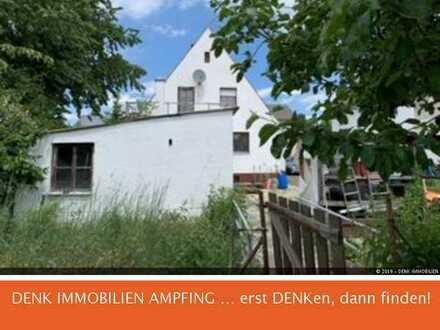 ++ Provisionsfrei - Abrissobjekt mit 2 Grundstücken (gesamt 1.102 m²)