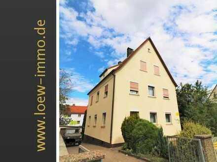 Charmantes MFH aus den 50er Jahren in Ansbach