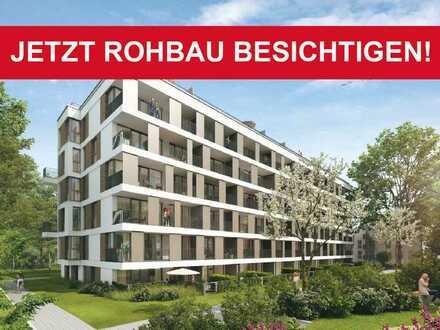 Citynahes Wohnen & doch mitten im Grünen I 1-Zimmer-Gartenwohnung mit Terrasse & optimaler Anbindung